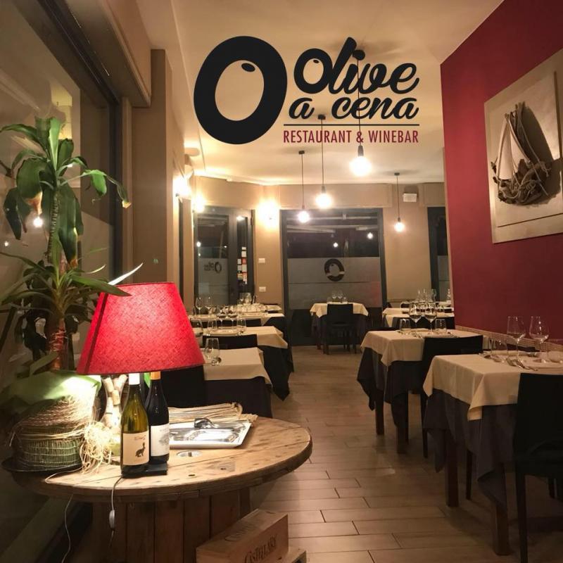 Olive a Cena