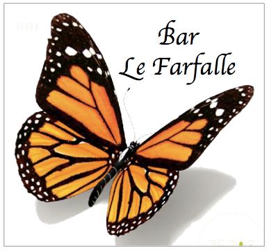 Bar Le Farfalle