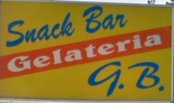 Snack Bar Gelateria G B